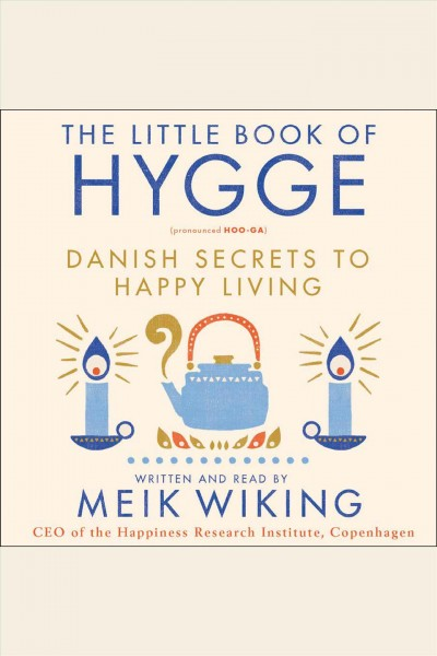 Cover image for The Little Book of Hygge