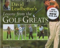Lessons From the Golf Greats