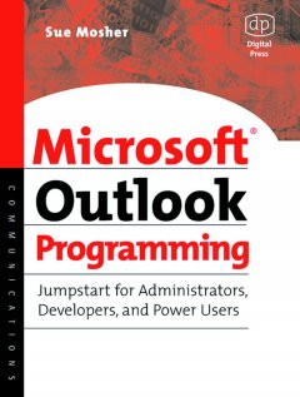 Microsoft Outlook Programming