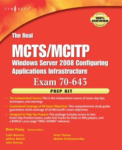 The Real MCTS/MCITP Exam 643