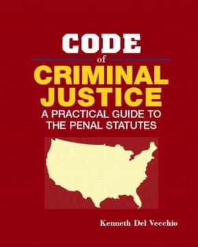 Code of Criminal Justice