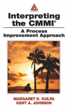 Interpreting the CMMI