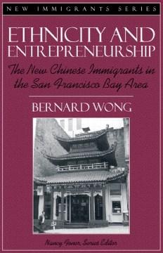Ethnicity and Entrepreneurship