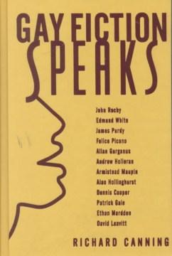 Gay Fiction Speaks