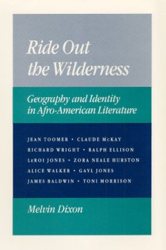 Ride Out the Wilderness