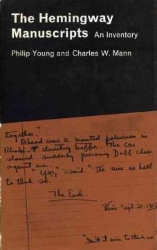 The Hemingway Manuscripts
