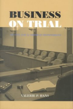 Business on Trial
