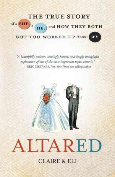 Cover image for Altared