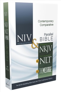 Contemporary Comparative Side-by-side Bible
