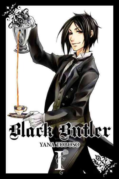 Cover image for Black Butler