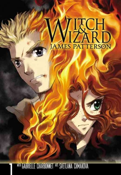 Cover image for Witch & Wizard