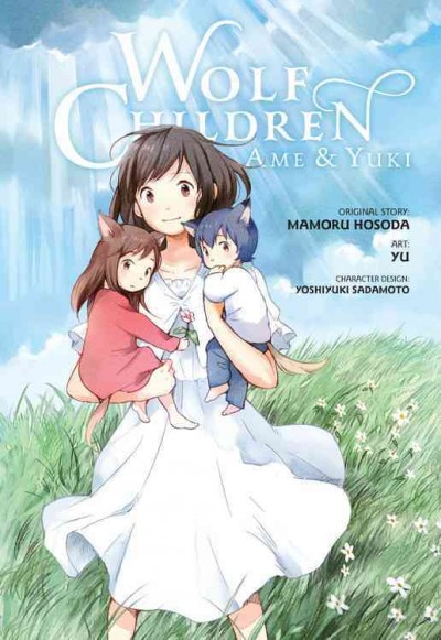 Cover image for Wolf Children Ame & Yuki