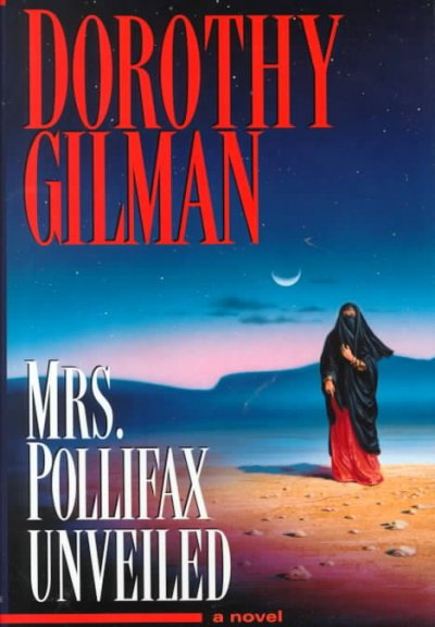 Cover image for Mrs. Pollifax Unveiled