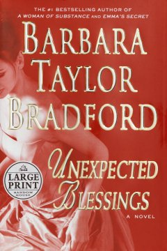 Unexpected Blessings [text (large Print)]