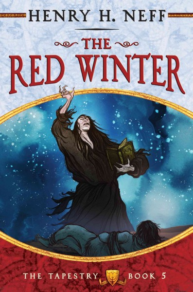 Cover image for The Red Winter