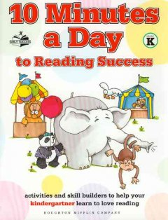 10 Minutes A Day to Reading Success