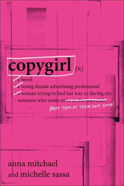Cover image for Copygirl