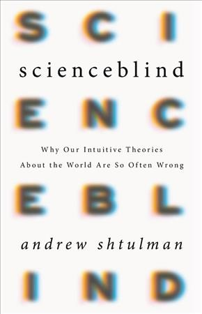Cover image for Scienceblind