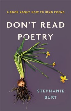 Don't Read Poetry