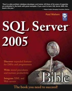 SQL Server 2005 Bible
