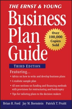 The Ernst & Young Business Plan Guide