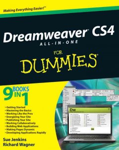 Dreamweaver CS4 All-in-one for Dummies / by Sue Jenkins and Richard Wagner