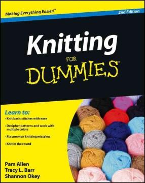 Knitting for Dummies®