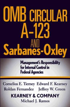 OMB Circular A-123 and Sarbanes-Oxley