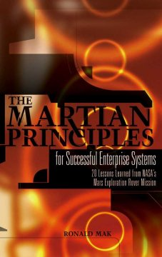 The Martian Principles for Successful Enterprise Systems