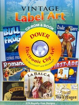 Vintage Label Art