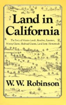 Land in California
