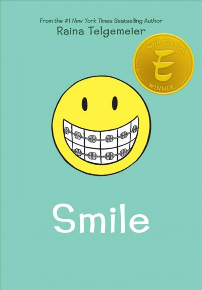 Cover image for Smile