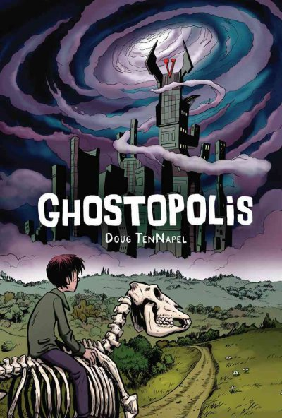 Cover image for Ghostopolis