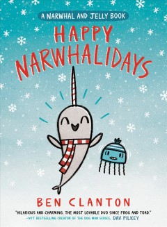 Narwhal and Jelly Book