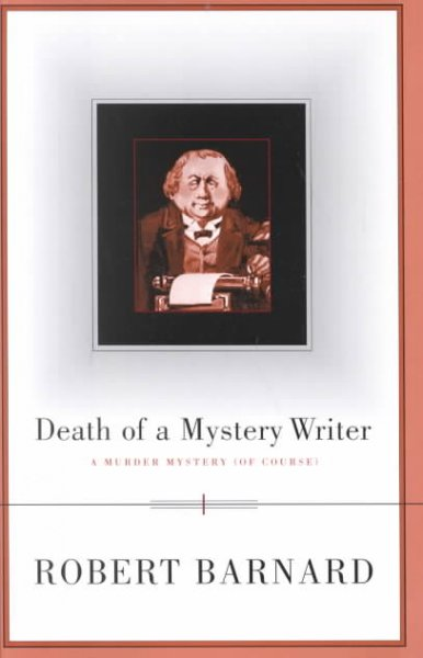 Cover image for Death of A Mystery Writer
