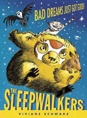 Cover image for The Sleepwalkers