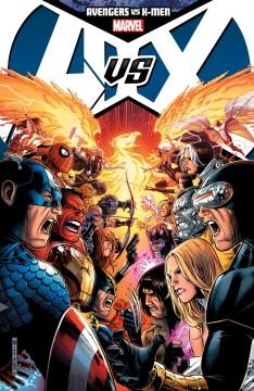 Avengers Vs X-Men, A Vs X