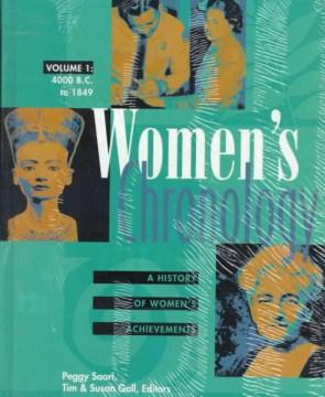Women's Chronology