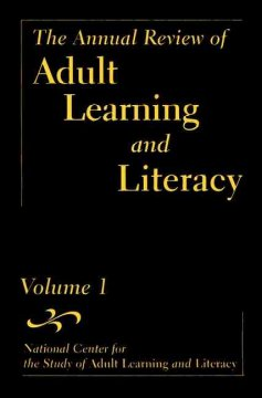 Annual Review of Adult Learning and Literacy