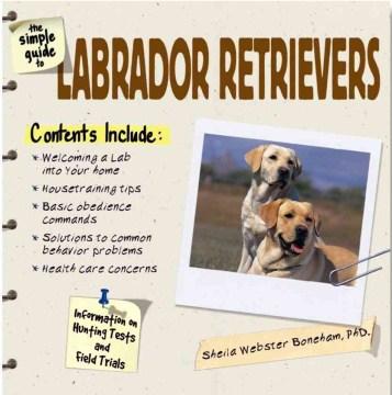 The Simple Guide to Labrador Retrievers