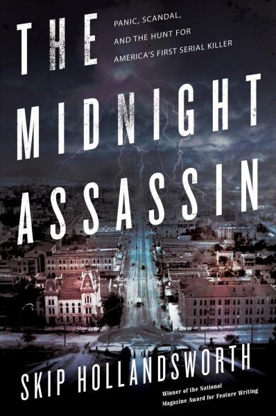 Cover image for The Midnight Assassin