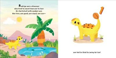 Cover image for Counting Dinos