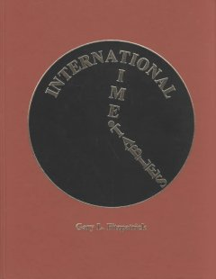 International Time Tables