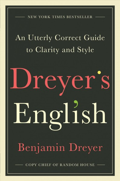 Cover image for Dreyer's English