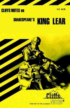 King Lear : Notes