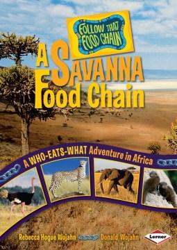 A Savanna Food Chain