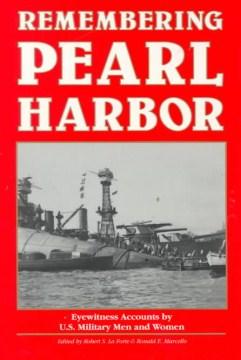 Remembering Pearl Harbor