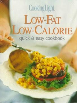 Low-fat, Low-calorie Quick & Easy Cookbook
