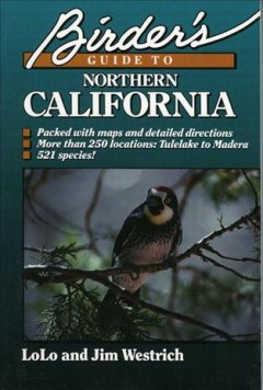 Birder's Guide to Northern California