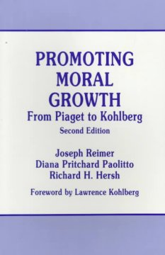 Promoting Moral Growth